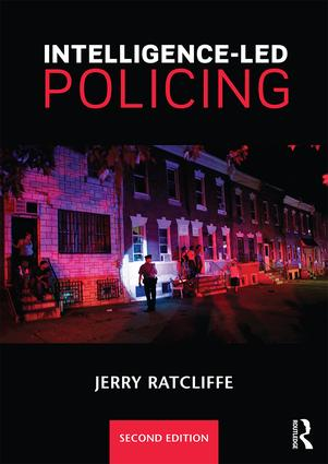 Intelligence-Led Policing: 2nd Edition (Paperback) book cover