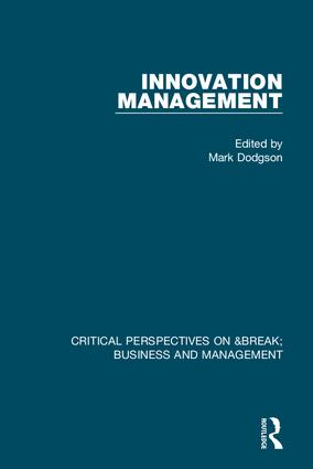 Innovation Management book cover