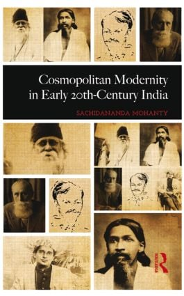 Cosmopolitan Modernity in Early 20th-Century India book cover