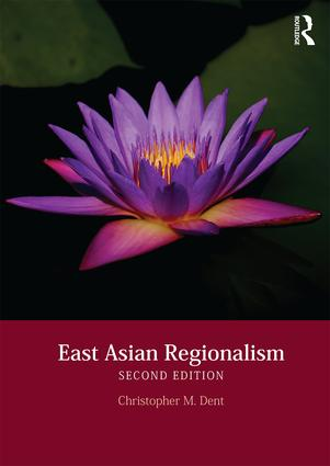 East Asian Regionalism book cover