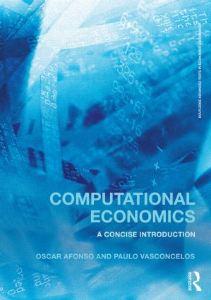 Computational Economics: A concise introduction book cover