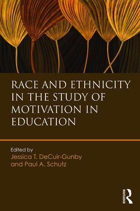 Race and Ethnicity in the Study of Motivation in Education