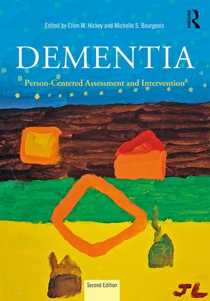 Dementia: Person-Centered Assessment and Intervention, 2nd Edition (Paperback) book cover