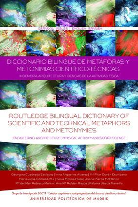 Diccionario Bilingüe de Metáforas y Metonimias Científico-Técnicas (Hardback) book cover