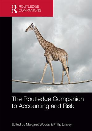 The Routledge Companion to Accounting and Risk book cover