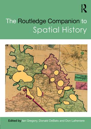 The Routledge Companion to Spatial History book cover