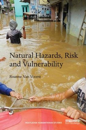 Natural Hazards, Risk and Vulnerability: Floods and slum life in Indonesia book cover