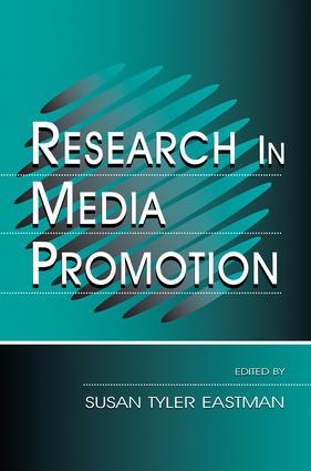 Research in Media Promotion: 1st Edition (Paperback) book cover
