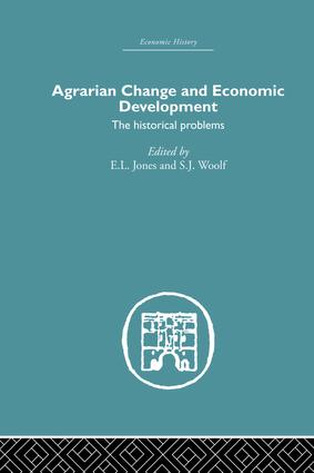 Agrarian Change and Economic Development