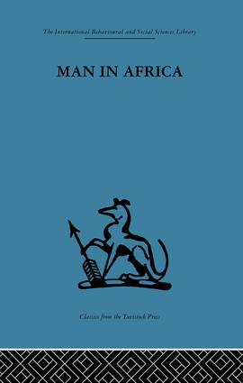 Man in Africa
