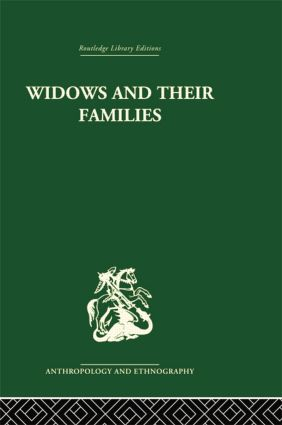 Widows and their families: 1st Edition (Paperback) book cover