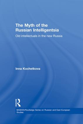 The Myth of the Russian Intelligentsia