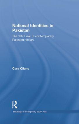 National Identities in Pakistan