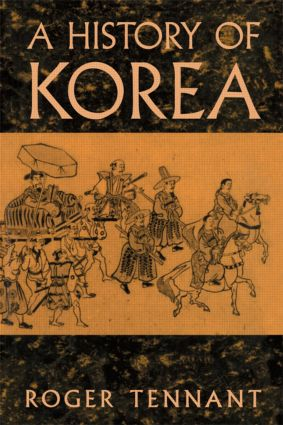 History Of Korea: 1st Edition (Paperback) book cover