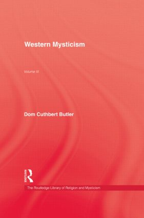 Western Mysticism: 1st Edition (Paperback) book cover
