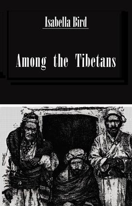 Among The Tibetans: 1st Edition (Paperback) book cover