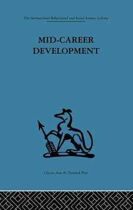 Mid-Career Development: Research perspectives on a developmental community for senior administrators, 1st Edition (Paperback) book cover