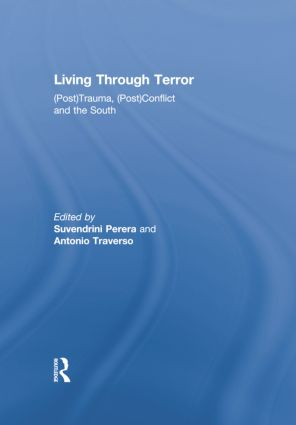 Living Through Terror: 1st Edition (Paperback) book cover