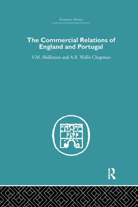 Commercial Relations of England and Portugal