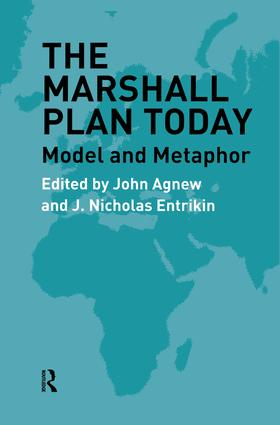 The Marshall Plan Today