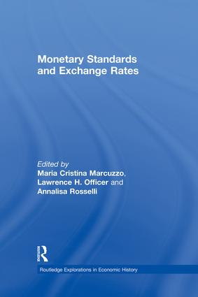 Monetary Standards and Exchange Rates: 1st Edition (Paperback) book cover