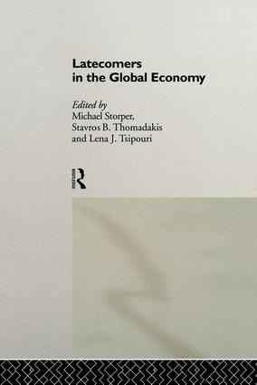 Principles of an operational industrial policy for latecomers: failures of analogy, strategies, and degrees of freedom