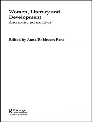 Women, Literacy and Development: 1st Edition (Paperback) book cover