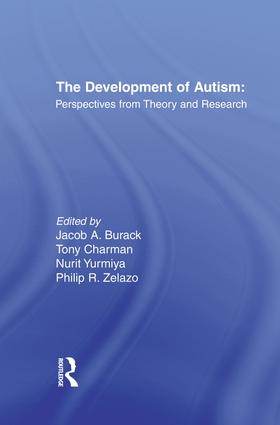 The Development of Autism