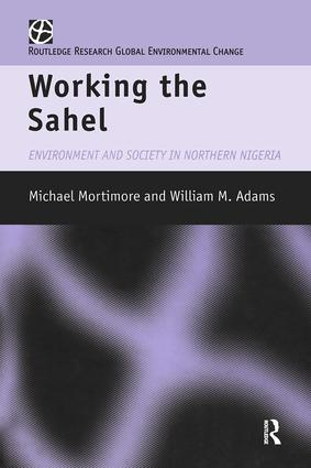 Working the Sahel book cover