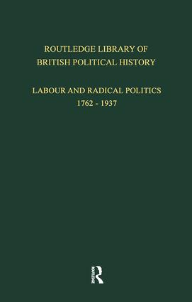 English Radicalism (1935-1961): Volume 3, 1st Edition (Paperback) book cover