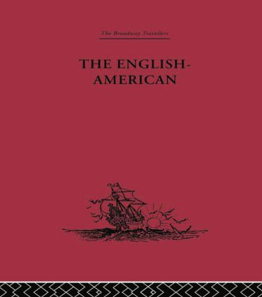 The English-American: A New Survey of the West Indies, 1648, 1st Edition (Paperback) book cover