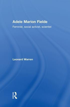 Adele Marion Fielde
