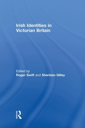 Irish Identities in Victorian Britain: 1st Edition (Paperback) book cover