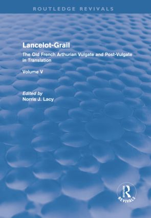 Lancelot-Grail (Hardback) book cover