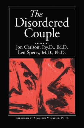 The Disordered Couple (Paperback) book cover