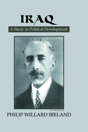 Iraq: 1st Edition (e-Book) book cover