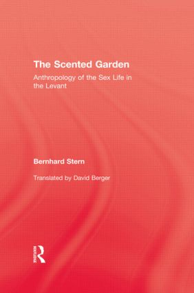 Scented Garden: 1st Edition (Paperback) book cover