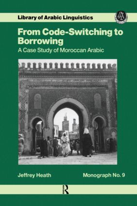 From Code Switching To Borrowing: 1st Edition (Paperback) book cover