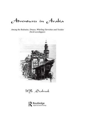 Adventures In Arabia: 1st Edition (Paperback) book cover