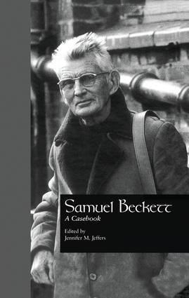 Samuel Beckett: A Casebook book cover