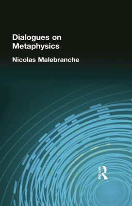 Dialogues on Metaphysics: 1st Edition (Paperback) book cover