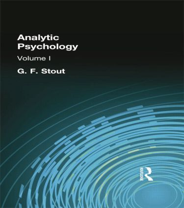 Analytic Psychology: Volume I, 1st Edition (Paperback) book cover