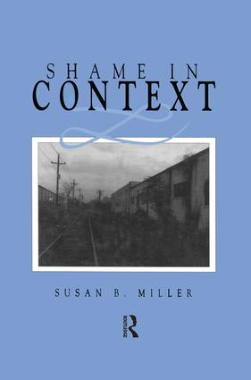 Shame in Context: 1st Edition (Paperback) book cover
