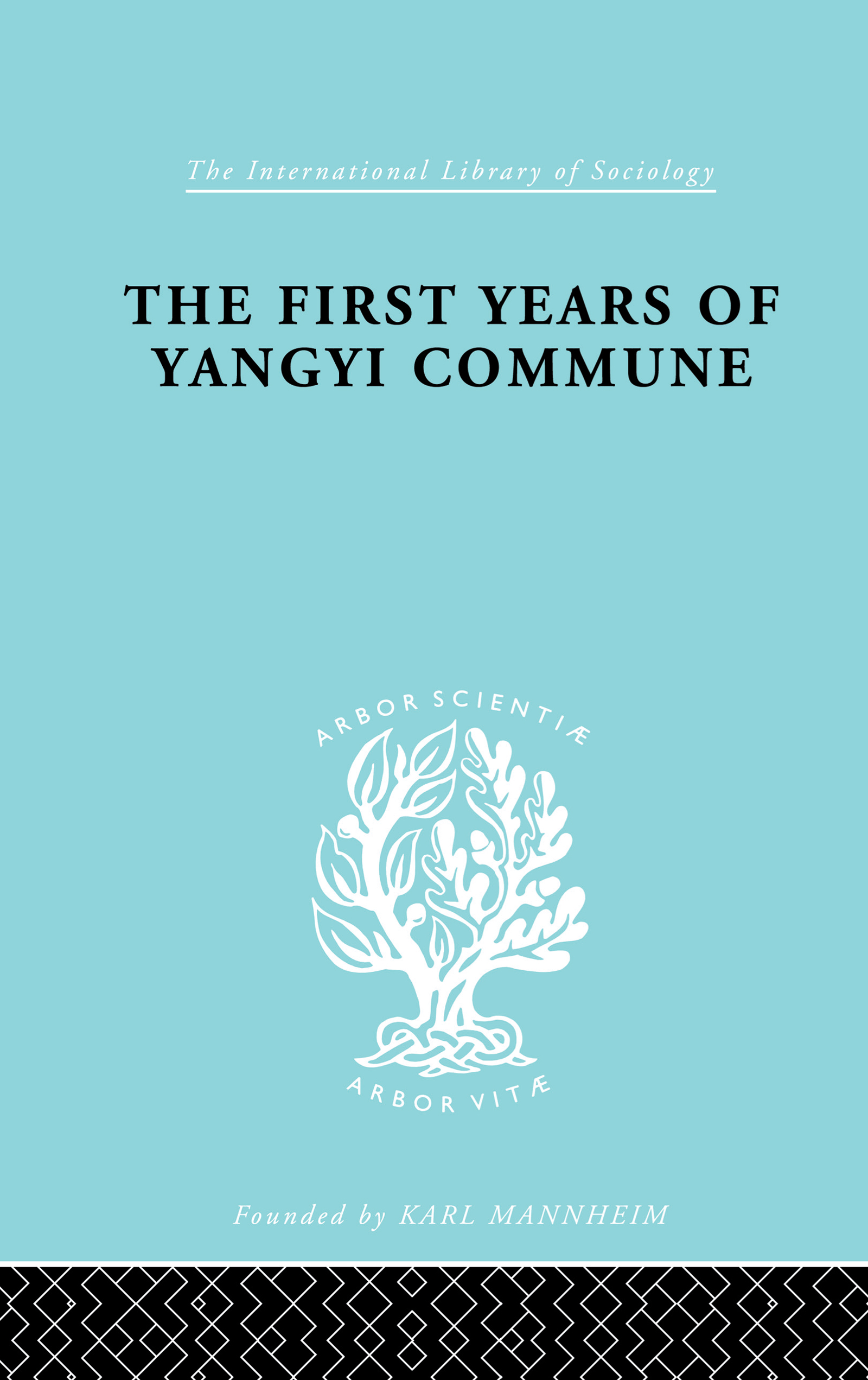 First Years Yangyi Com Ils 109: 1st Edition (Paperback) book cover