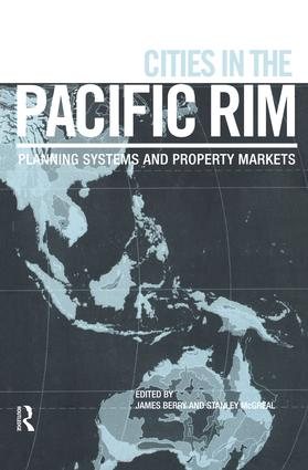 Cities in the Pacific Rim book cover