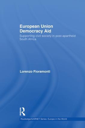 European Union Democracy Aid