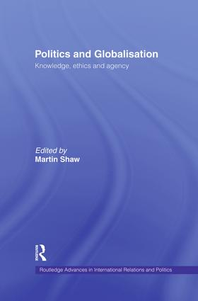Politics and Globalisation