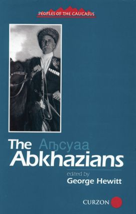 The Abkhazians: A Handbook (e-Book) book cover
