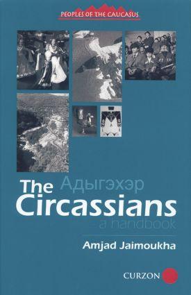 The Circassians: A Handbook book cover