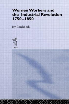 Women Workers in the Industrial Revolution